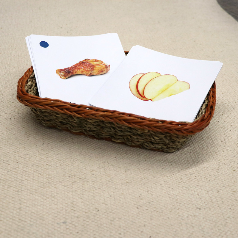 Food Matching Cards
