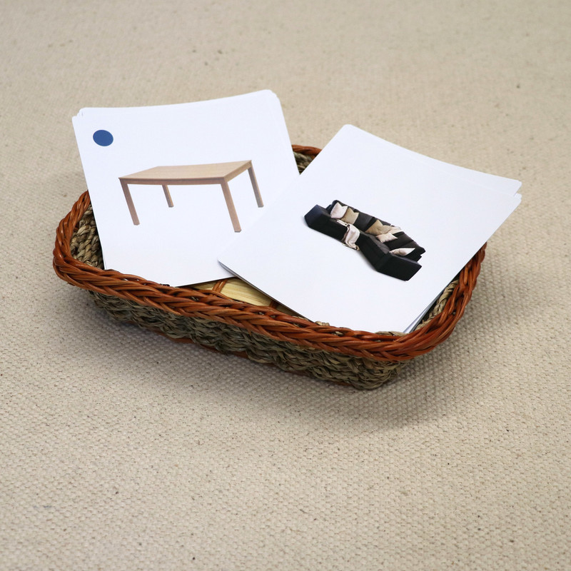 Furniture Matching Cards