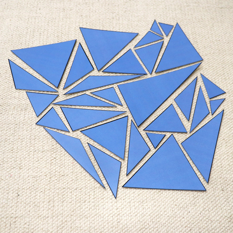 1st Level Geometry Task Cards w/ Chart