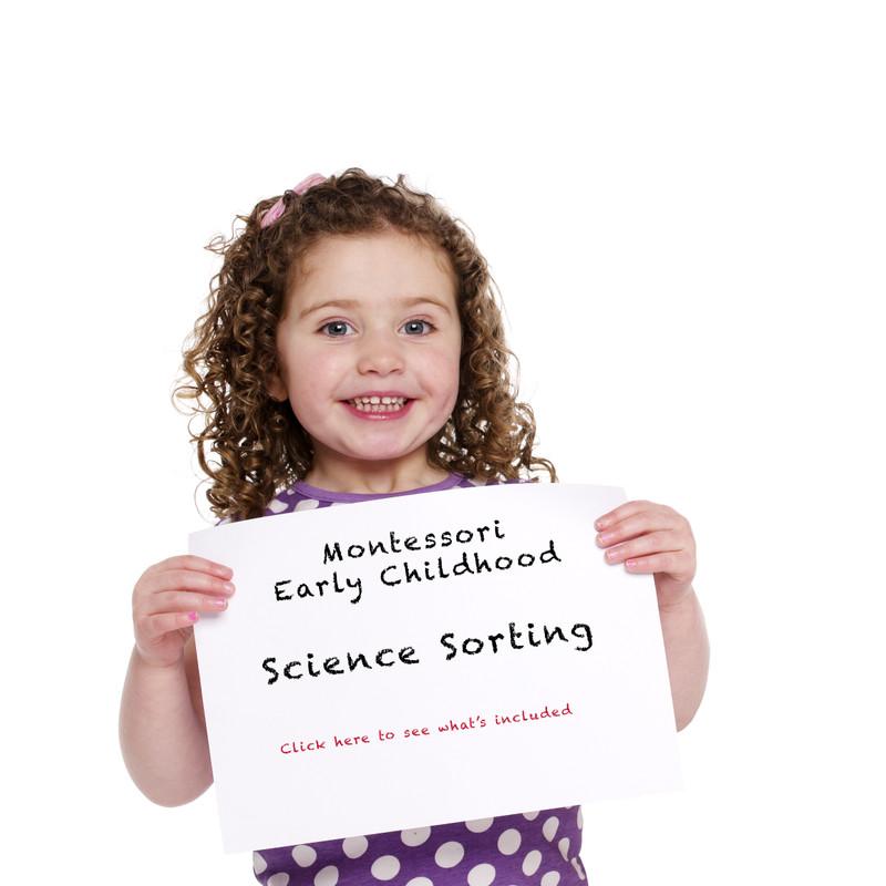 Science Sorting Bundle