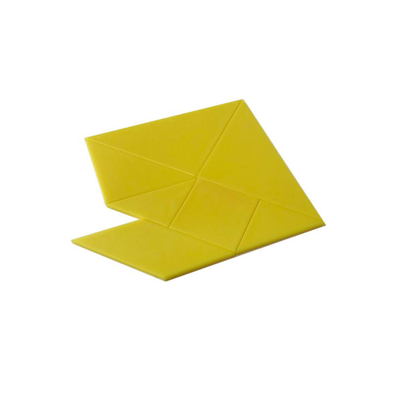 Yellow Tangrams