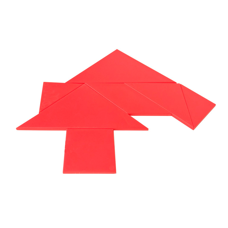 Red Tangrams