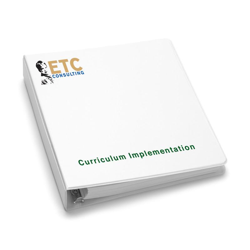 Montessori Curriculum Implementation - On Location