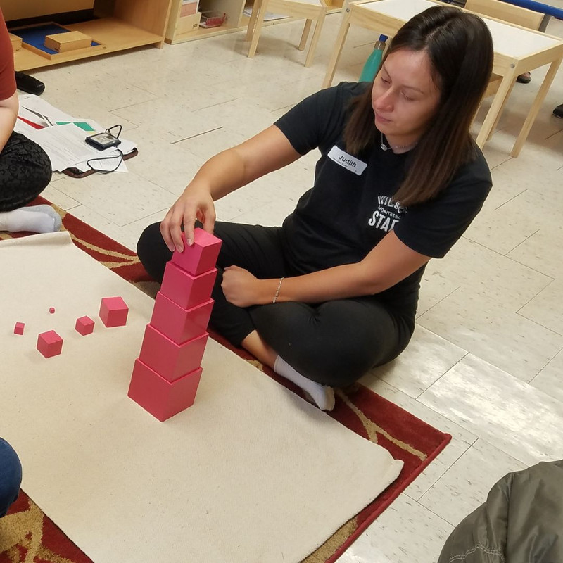 Montessori Math Intensive - Early Childhood