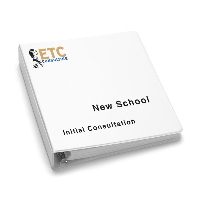 New Montessori School Consultation