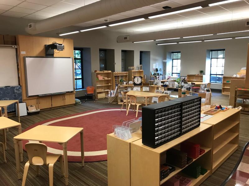 New Montessori School Consultation - Classroom Setup