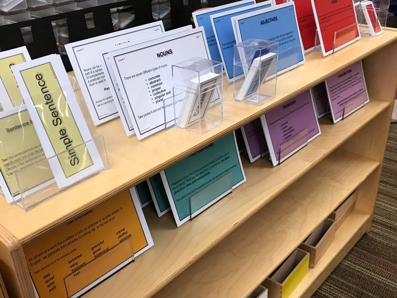 New Montessori School Consultation - curriculum