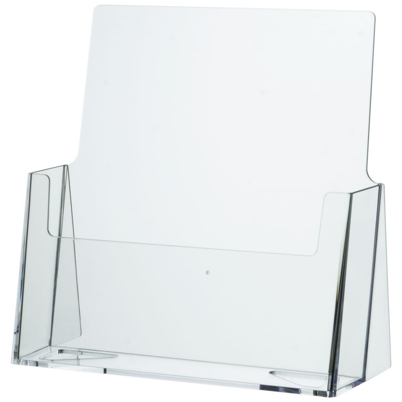ETC® Half-page Card Holder with Rack