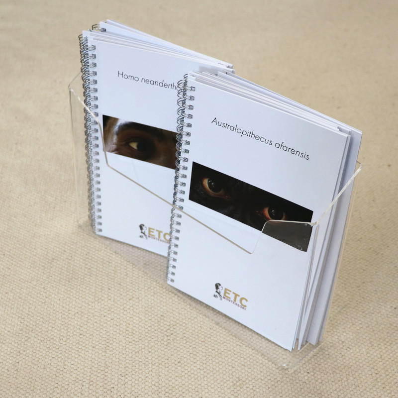 ETC® Full-page Card Holder