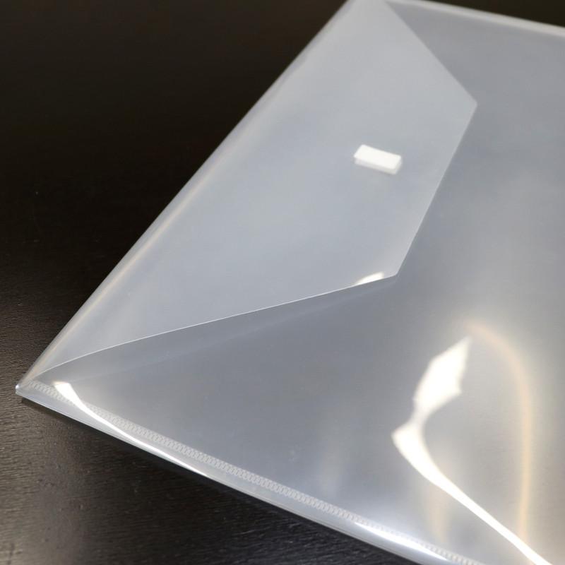 ETC® Clear XL Envelope