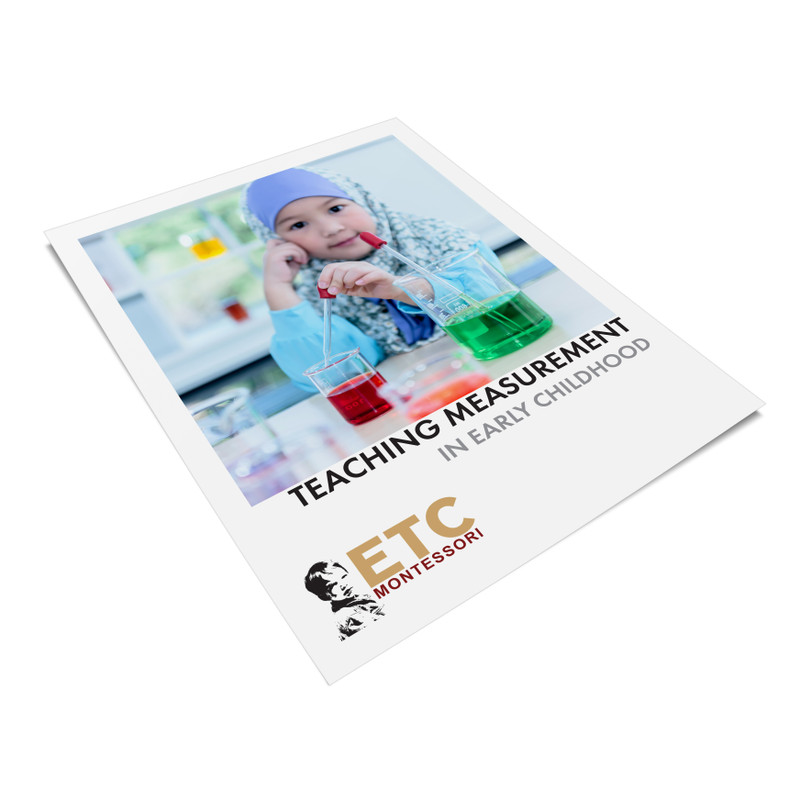 Teaching Measurement in Early Childhood
