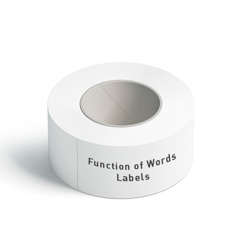 Function of Words Labels