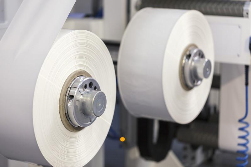 Printing of labels
