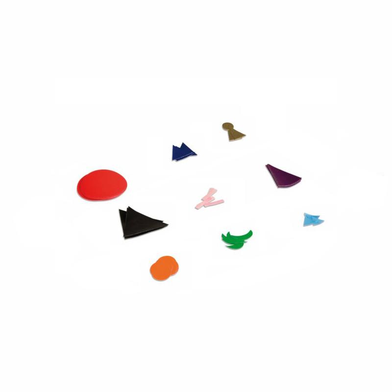Basic Montessori Grammar Symbols Set