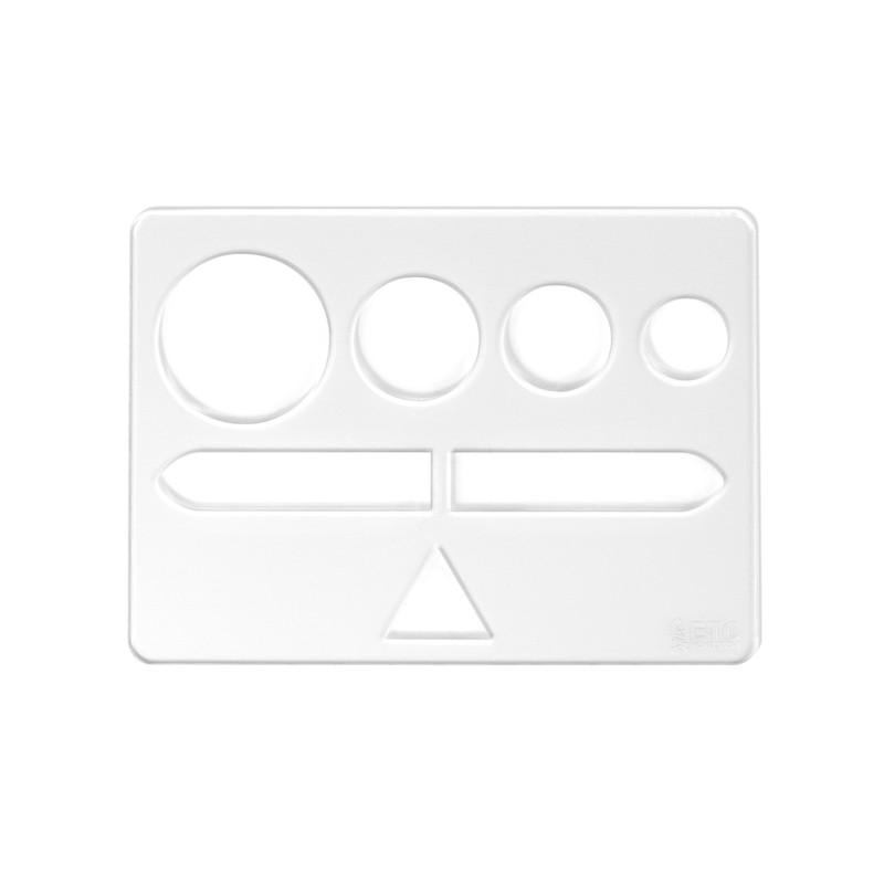 Bundle includes 2 sets of templates