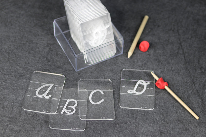 Cursive Handwriting Program - Uppercase