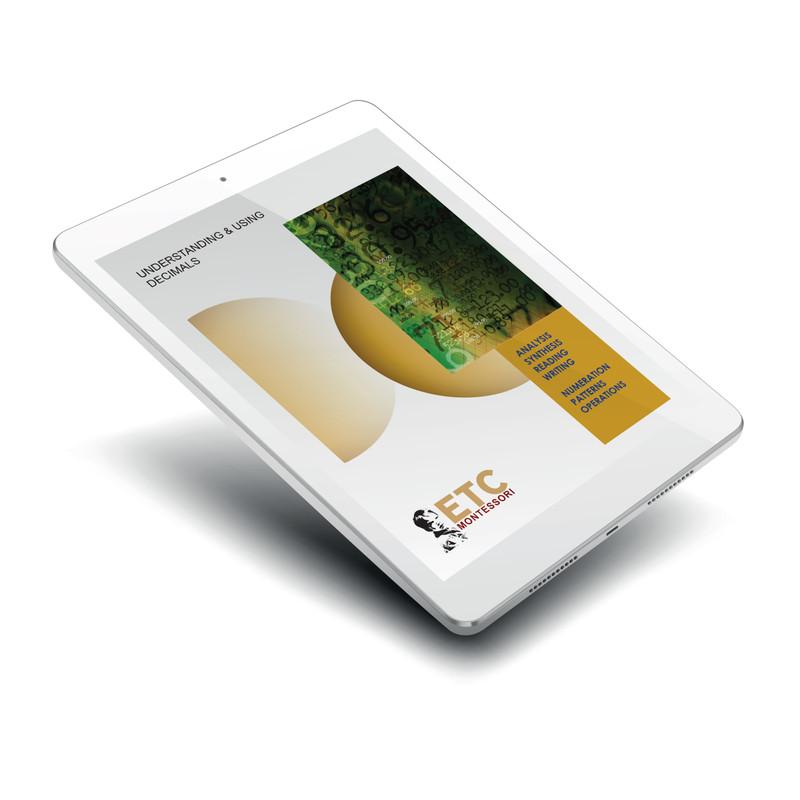 Decimal Work and Task Cards - Digital Edition