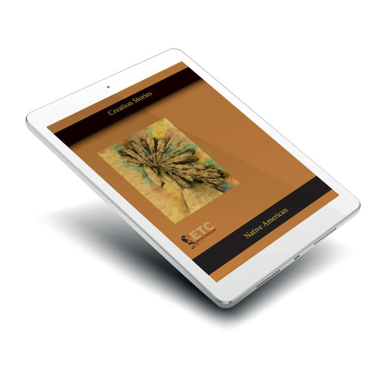 Native American Creation Stories - Digital Edition