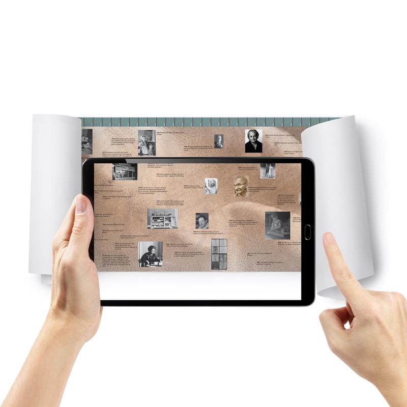 Timeline of Maria Montessori - Digital Edition