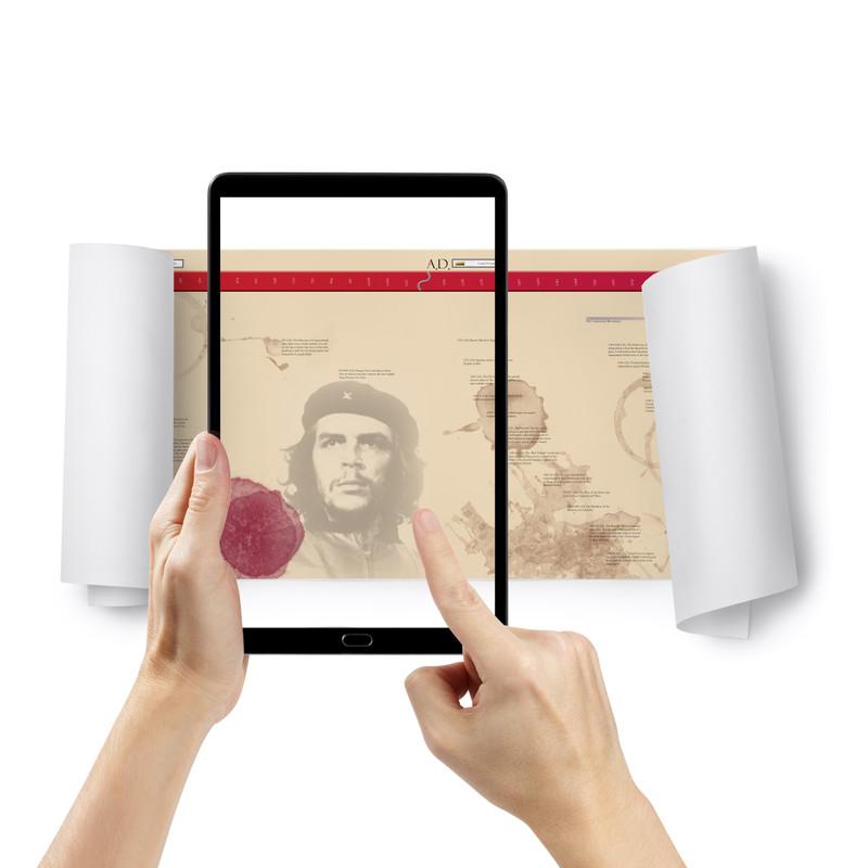 Timeline of Revolutionary Changes - Digital Edition