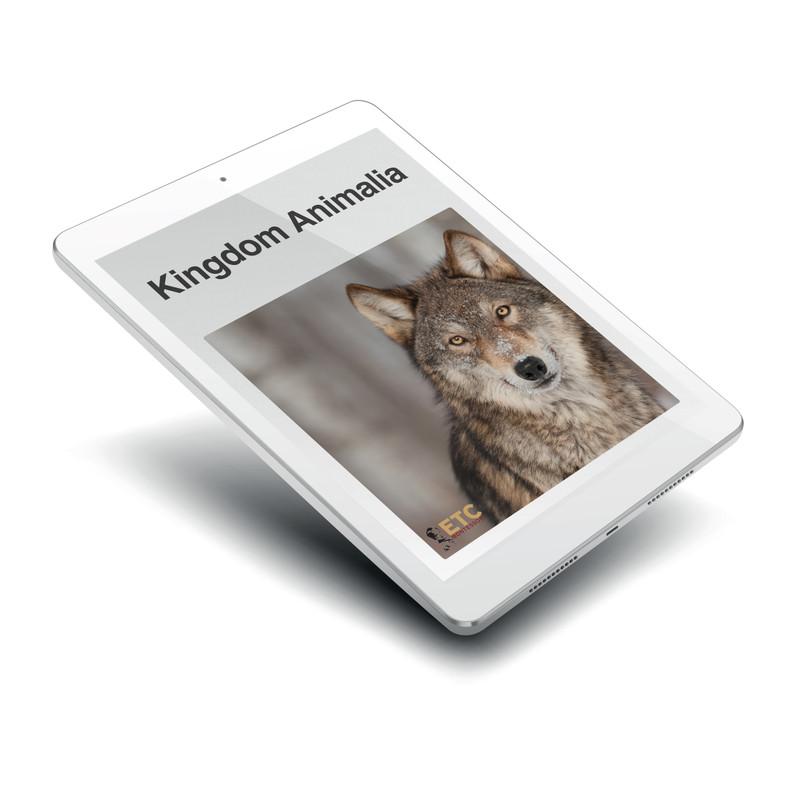 Animal Kingdom Chart - Digital Edition