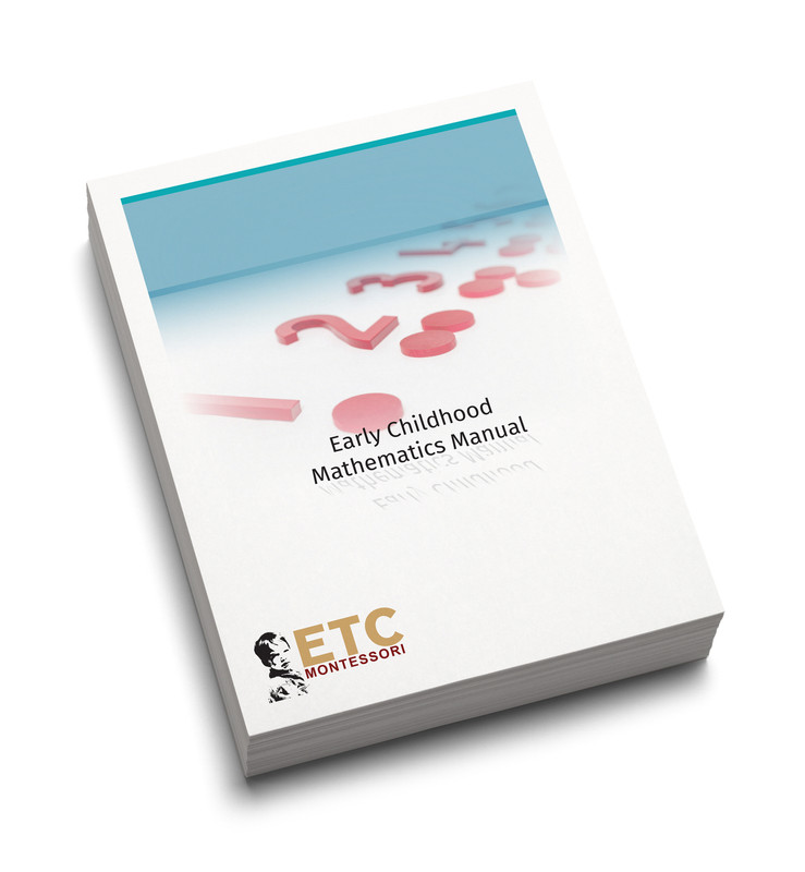 Montessori Early Childhood Math Manual (ELCM-0140)