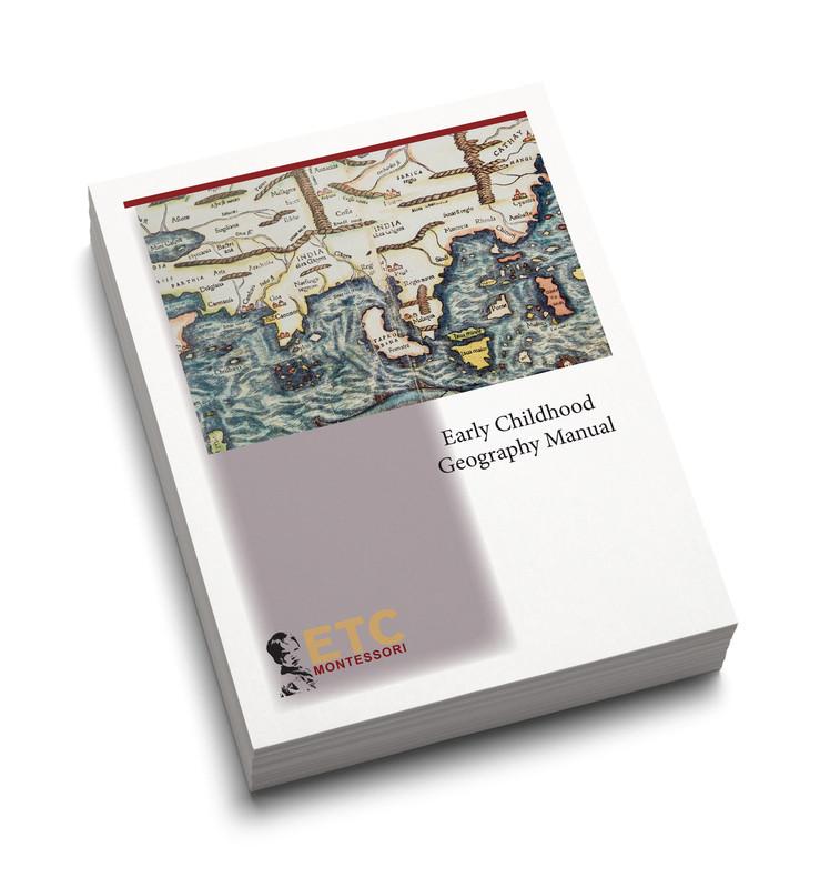 Montessori Early Childhood Geography Manual (ELCM-0160)
