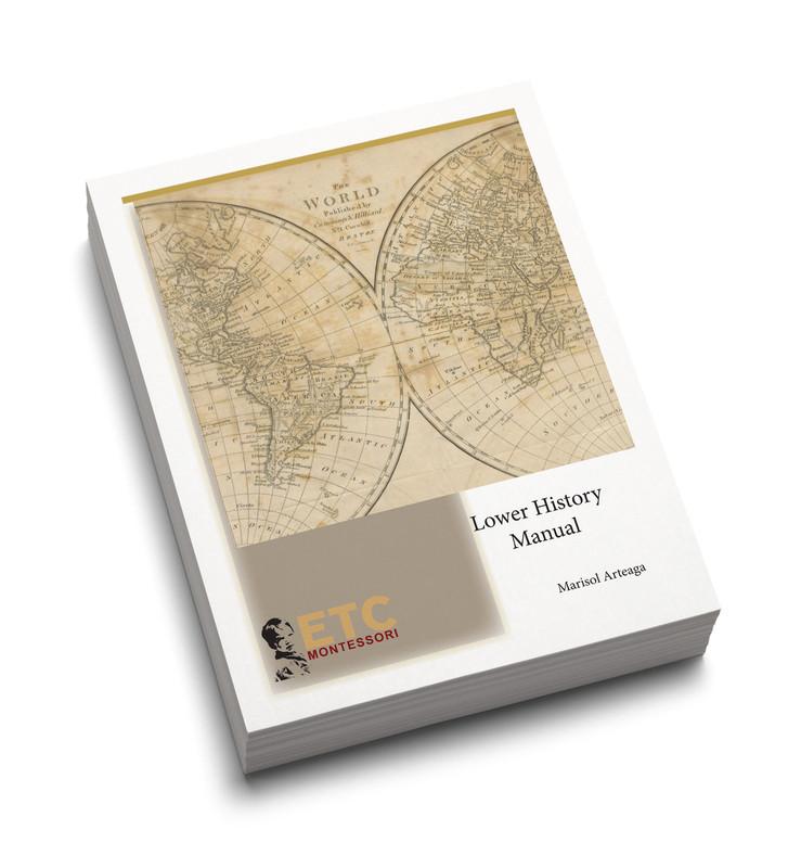 Montessori Elementary I History Manual (ELCM-5030)
