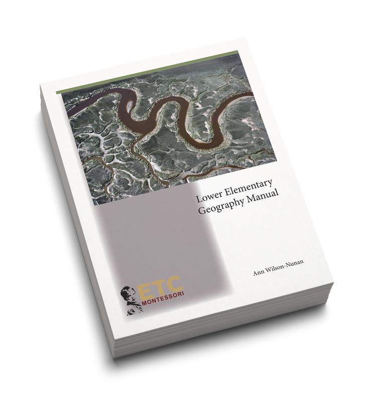 Montessori Elementary I Geography Manual (ELCM-5010)