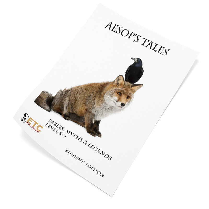 Fables, Myths, and Legends Level 6-9