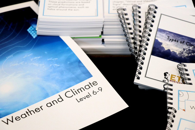 Weather and Climate Level 6-9