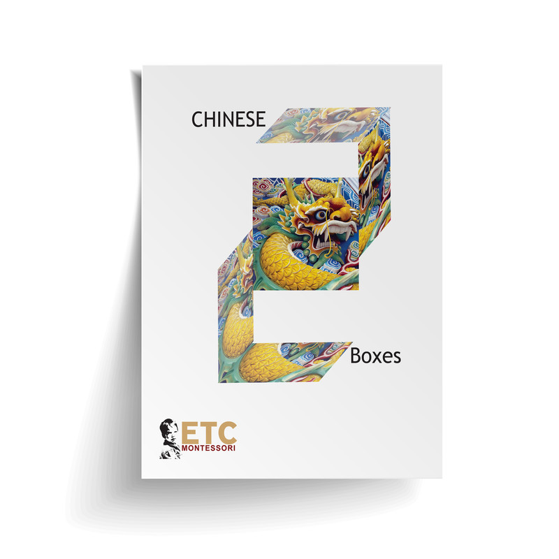 Chinese Boxes for Five Kingdom (ELC-4060)