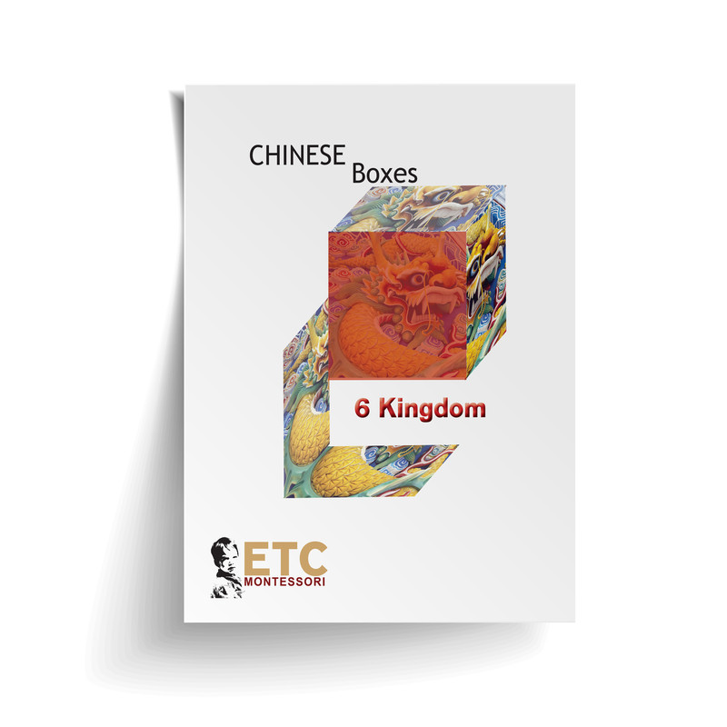 Chinese Boxes for Six Kingdom (ELC-4065)