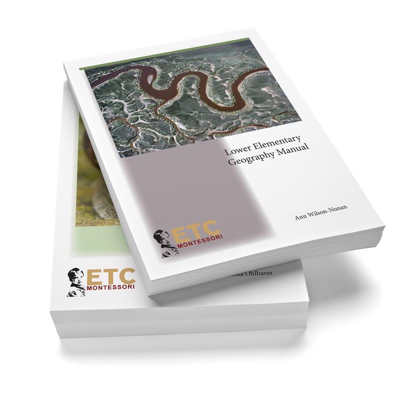 Montessori Elementary I Training Manuals (ELCPK-0003)
