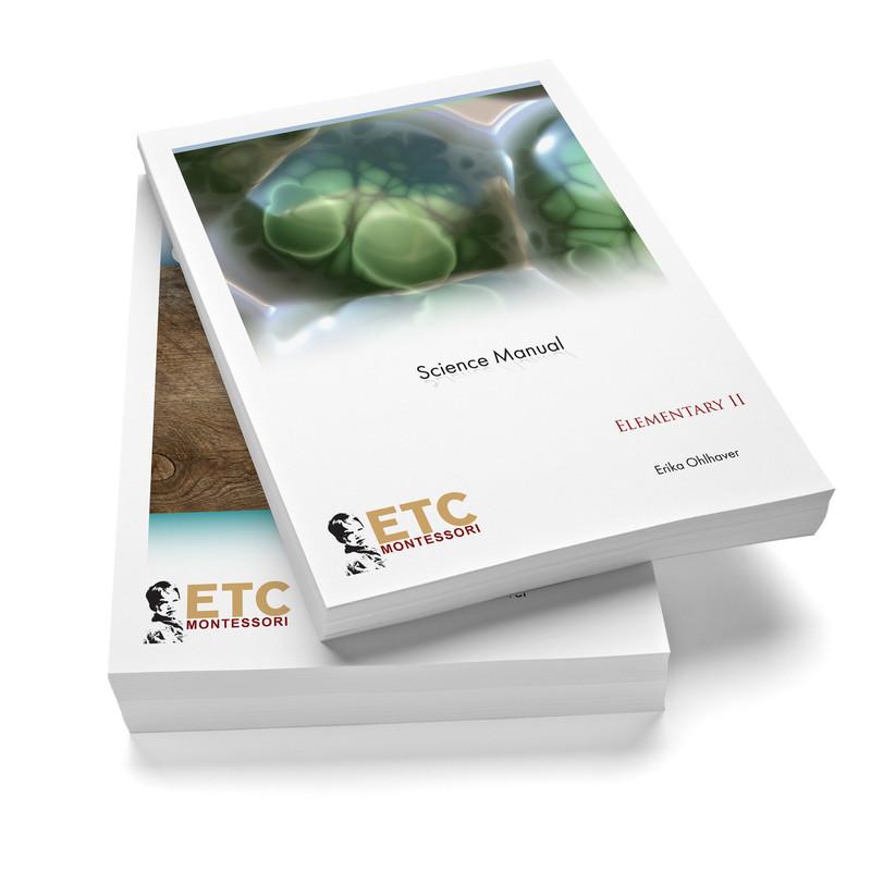 Montessori Elementary II Training Manuals (ELCPK-0004)