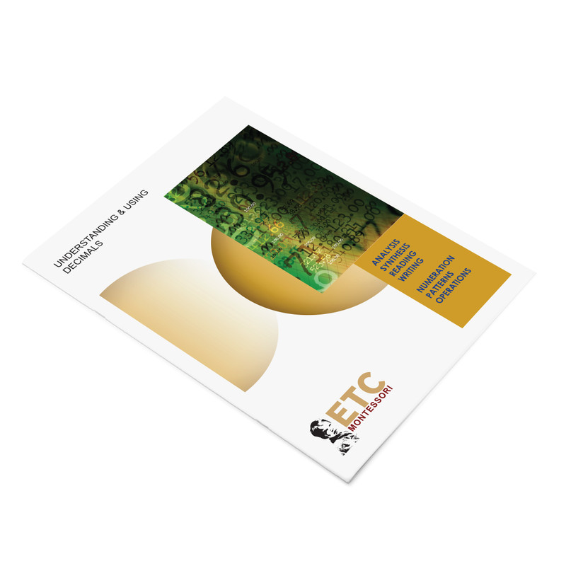 Decimal Work and Task Cards (ELC-3058)