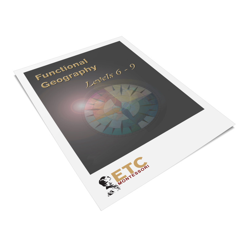 Large Impressionistic Charts 6-9. Chapters 1-3