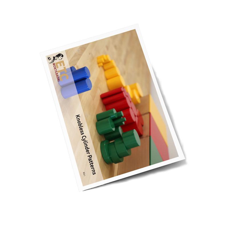 Knobless Cylinder Patterns Kit I