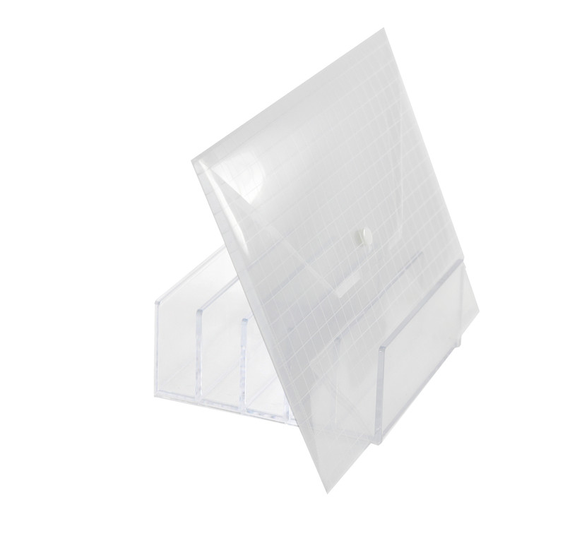 ETC® Clear Snap Envelope