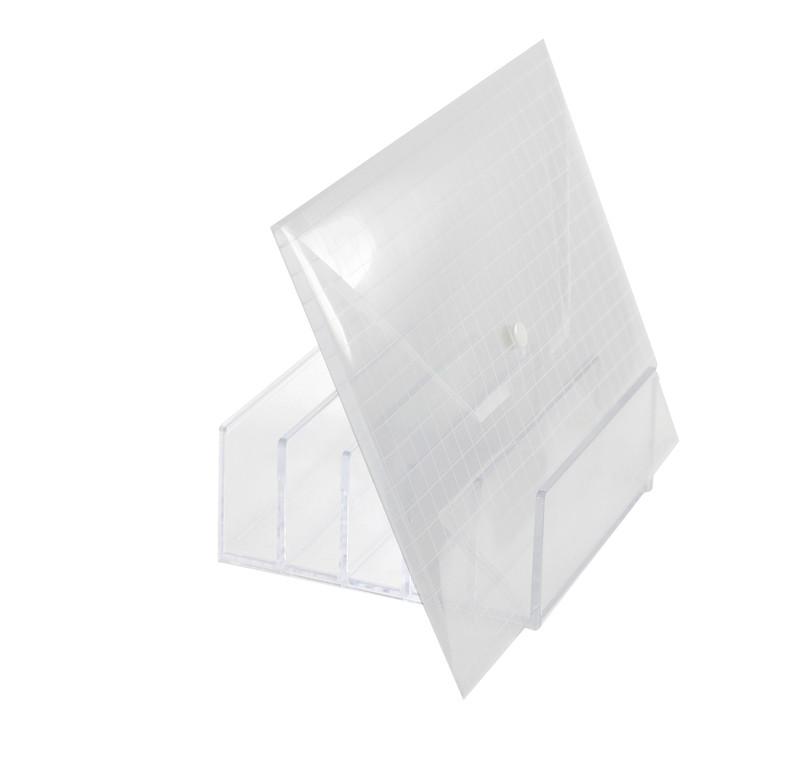 ETC® Clear Snap Envelope