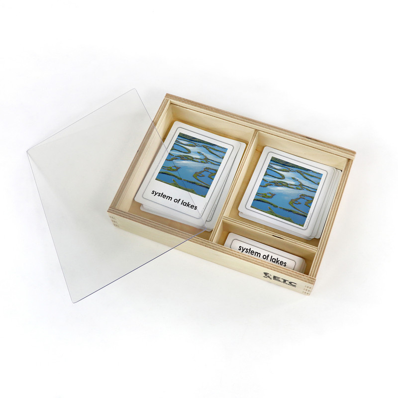 Land Formations 3 Part Cards Kit 1 (EC-0526A)