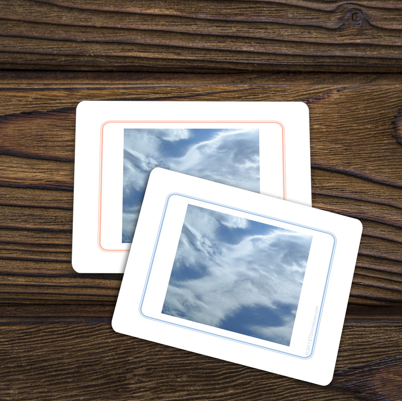 Cloud Formations - Matching Cards (EC-0528B)