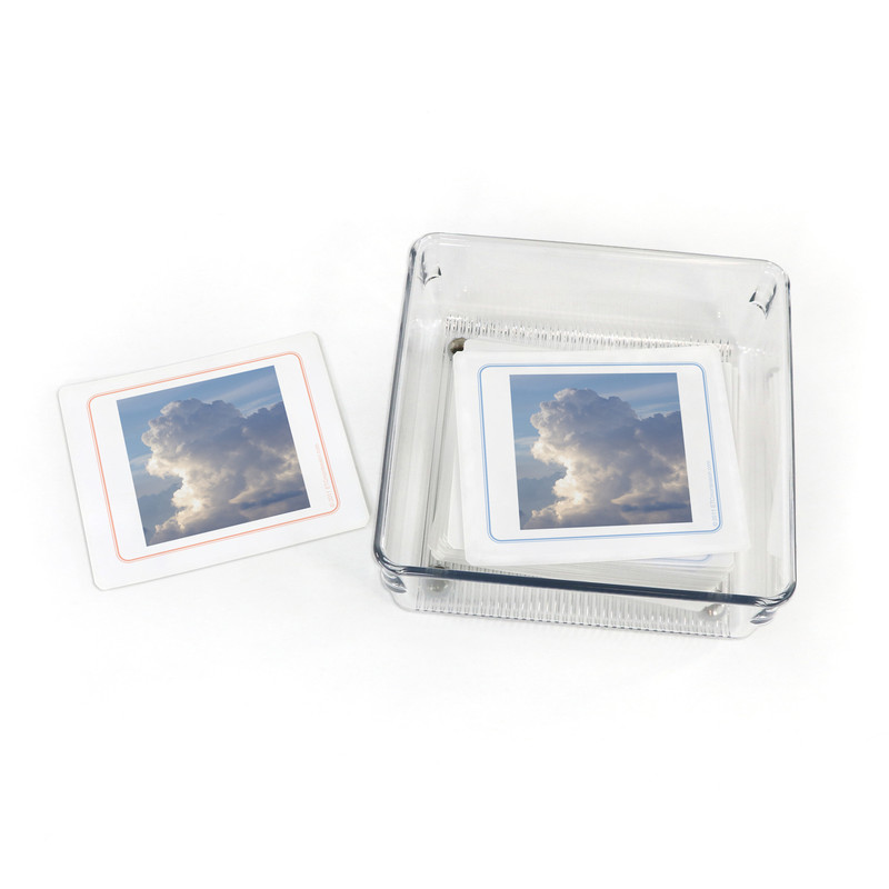 Cloud Formations - Matching Cards (EC-0528B) with container