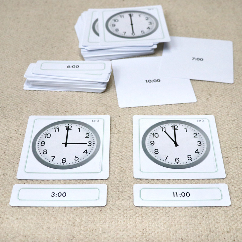 Telling Time Level 3-6