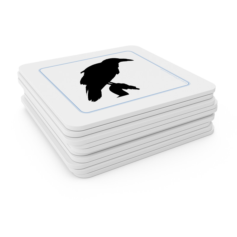 Birds Silhouettes - Matching Cards