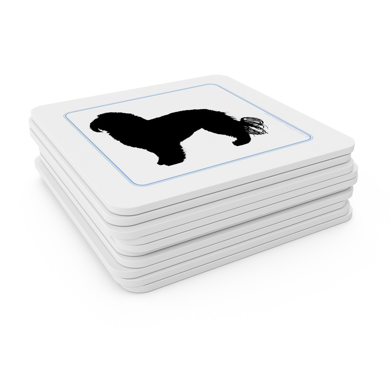 Dogs Silhouettes - Matching Cards Kit I