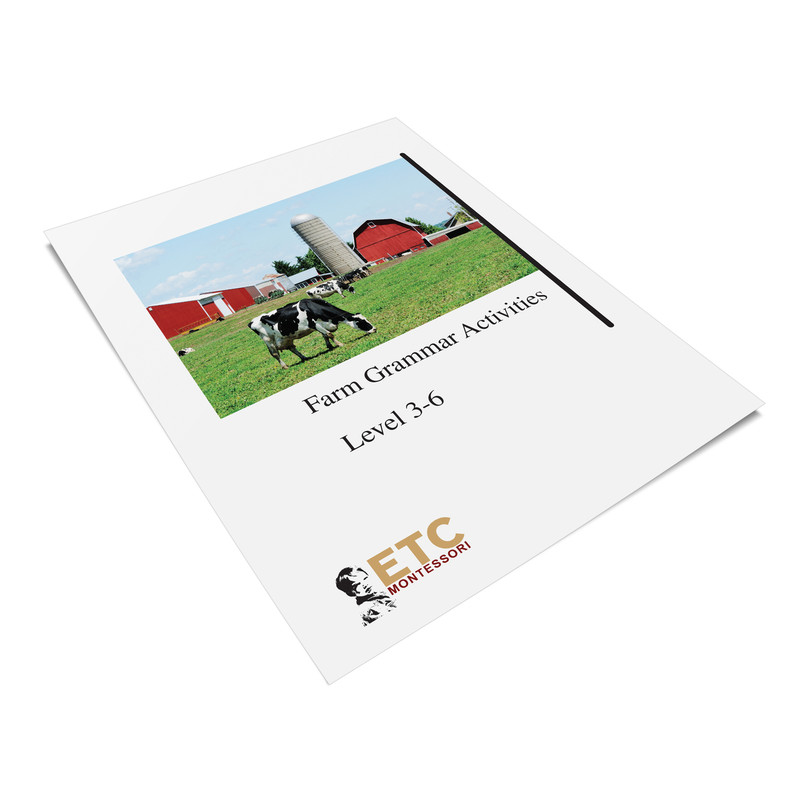 Farm Grammar Activities