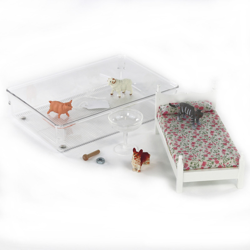Pink Reading Series Container Set