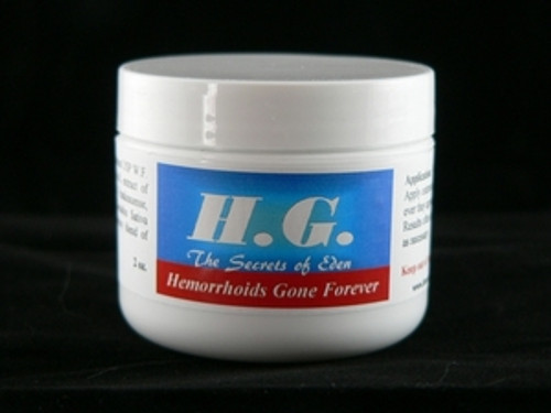 HG Hemorrhoids Gone Forever 2 oz