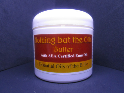 Nothing But The Oils Butter 4 OZ